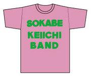 曽我部恵一BAND「花文字Tシャツ」ROSEショップにて通販開始しました!