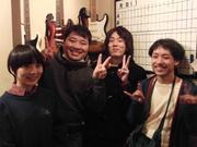 冬の踊り子の11月のコンサートです。(11/19@東京 松陰神社前STUDY)