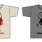 オンラインショップに新商品「ソカベくんTシャツ」を追加しました。