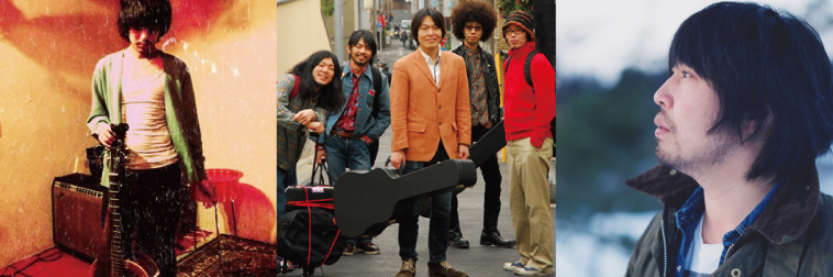 """<曽我部恵一 presents """"shimokitazawa concert"""">、3/15第十五夜の出演者が決定しました。"""