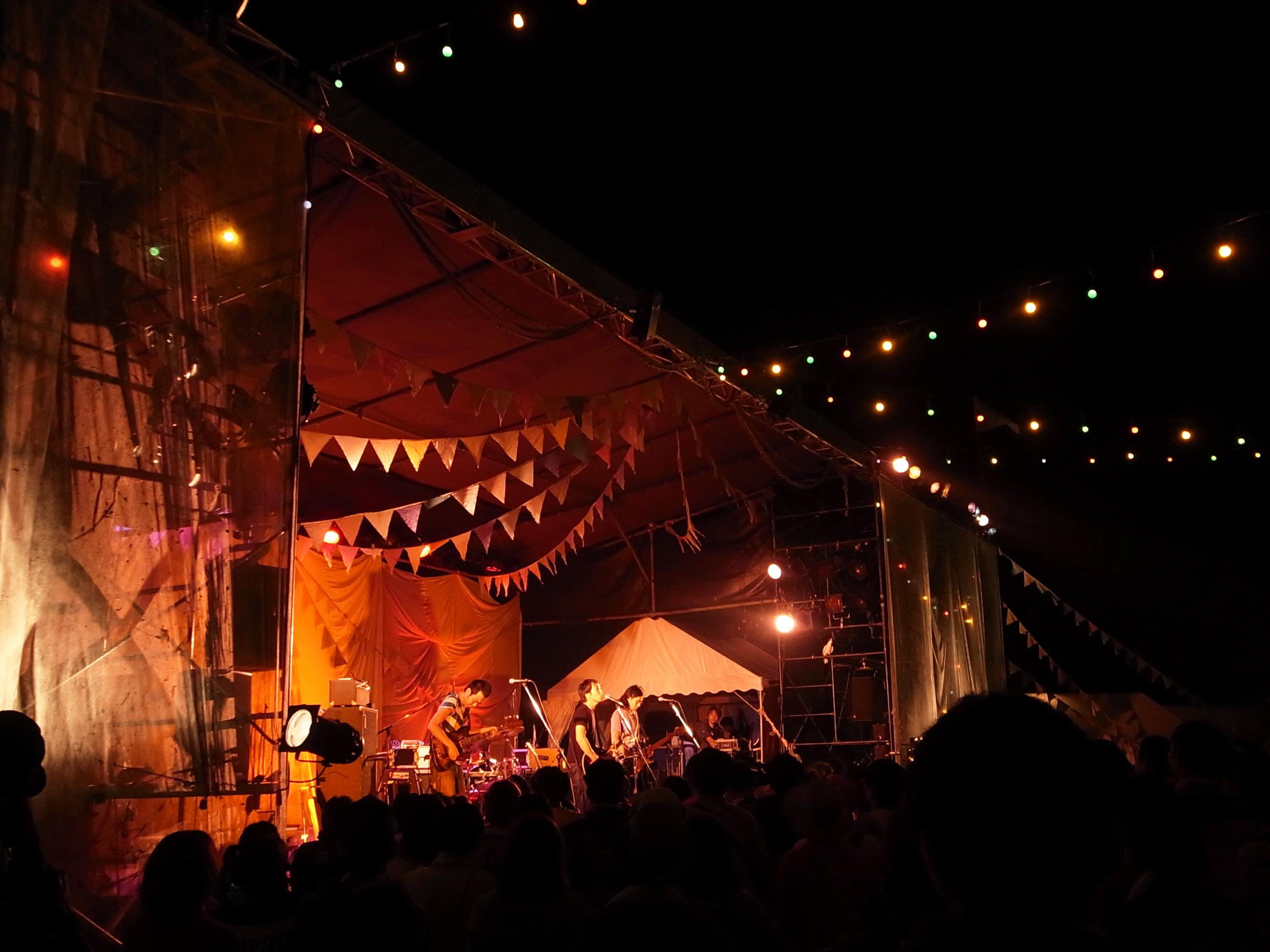 曽我部恵一BAND LIVEセットリストUPしました。8/11<RISING SUN ROCK FESTIVAL 2012 in EZO>@北海道 石狩湾新港樽川ふ頭横野外特設ステージ