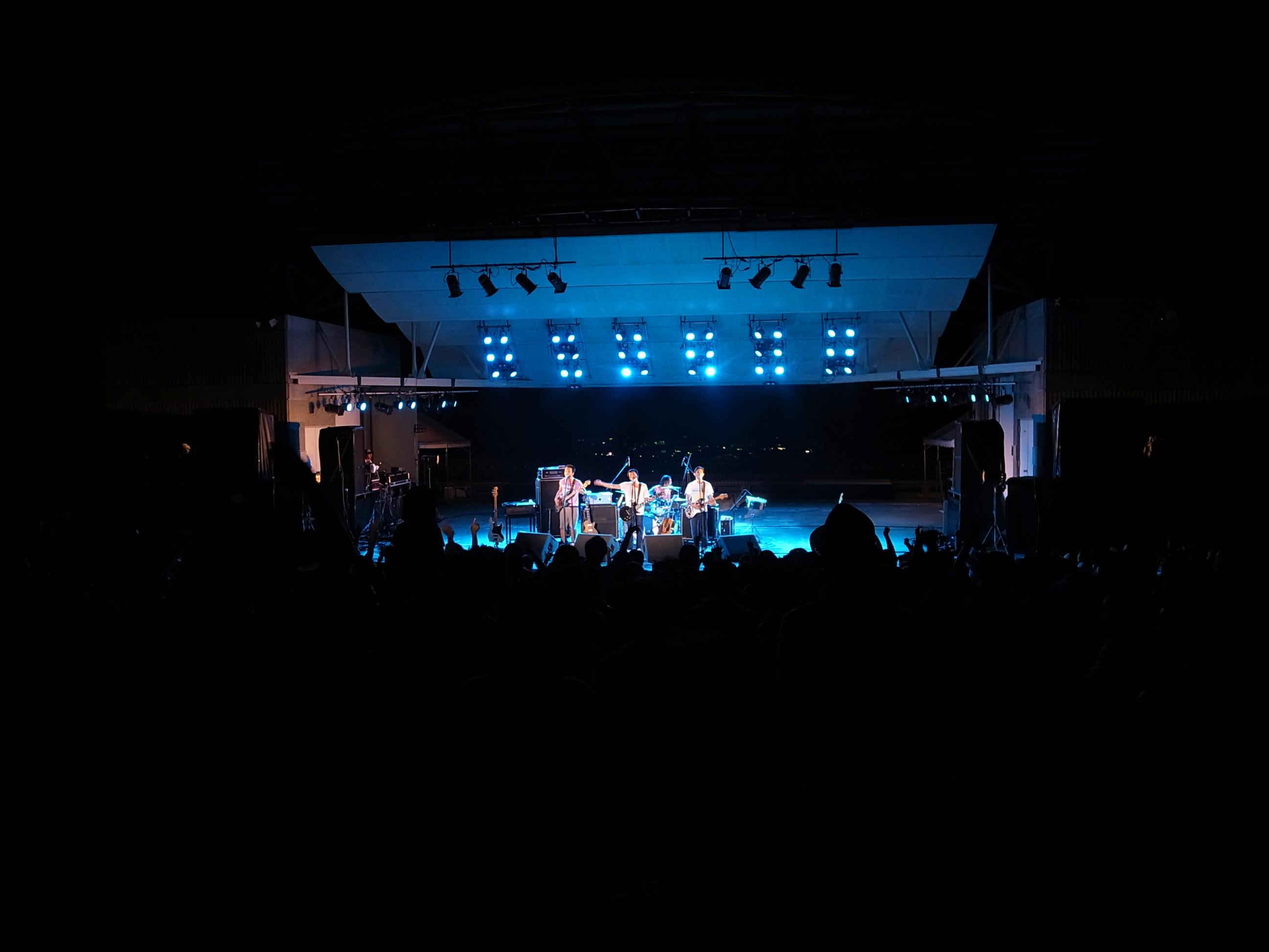 曽我部恵一BAND LIVEセットリストUPしました。8/25<ホットフィールド2012>@富山 黒部市宮野運動公園