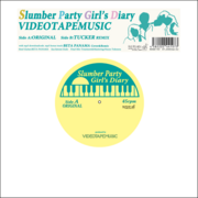 VIDEOTAPEMUSIC『Slumber Party Girl's Diary』2月20日発売決定!!