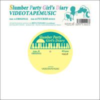 VIDEOTAPEMUSIC『Slumber Party Girl's Diary』2月20日発売決定!!