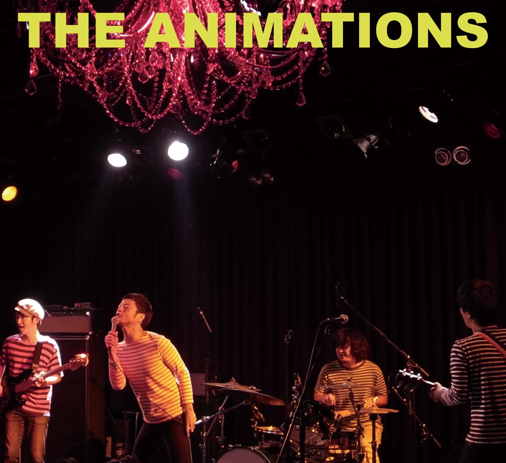アニメーションズ『ANIMATIONS LIVE!』3月20日発売決定!