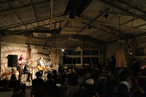 曽我部恵一BAND LIVEセットリストUPしました。3/10<曽我部恵一BAND TOUR 2013 トーキョー・コーリング>@高松 umie