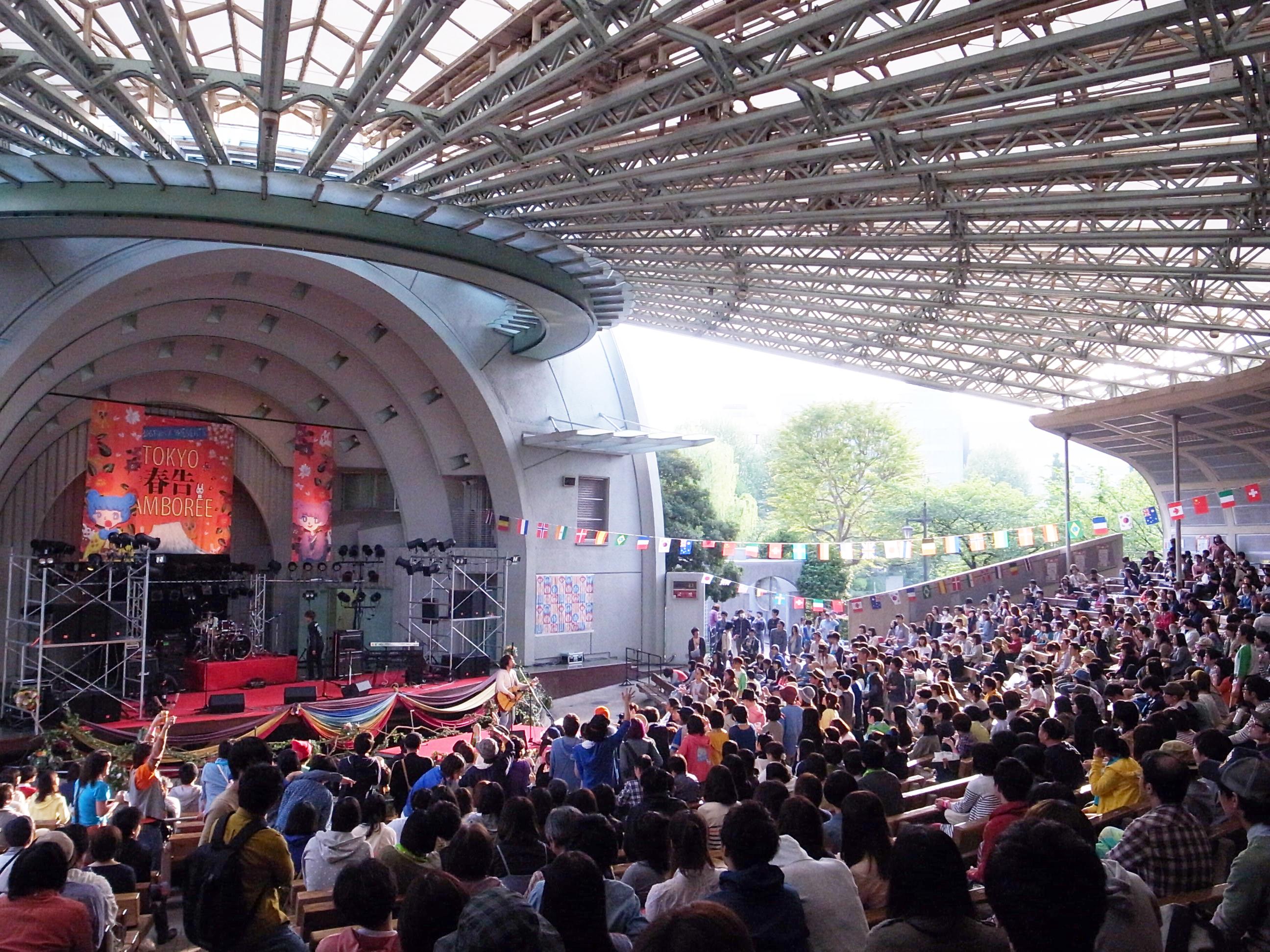 曽我部恵一 LIVEセットリストUPしました。4/29<TOKYO春告ジャンボリー2013>@東京 上野恩賜公園野外ステージ