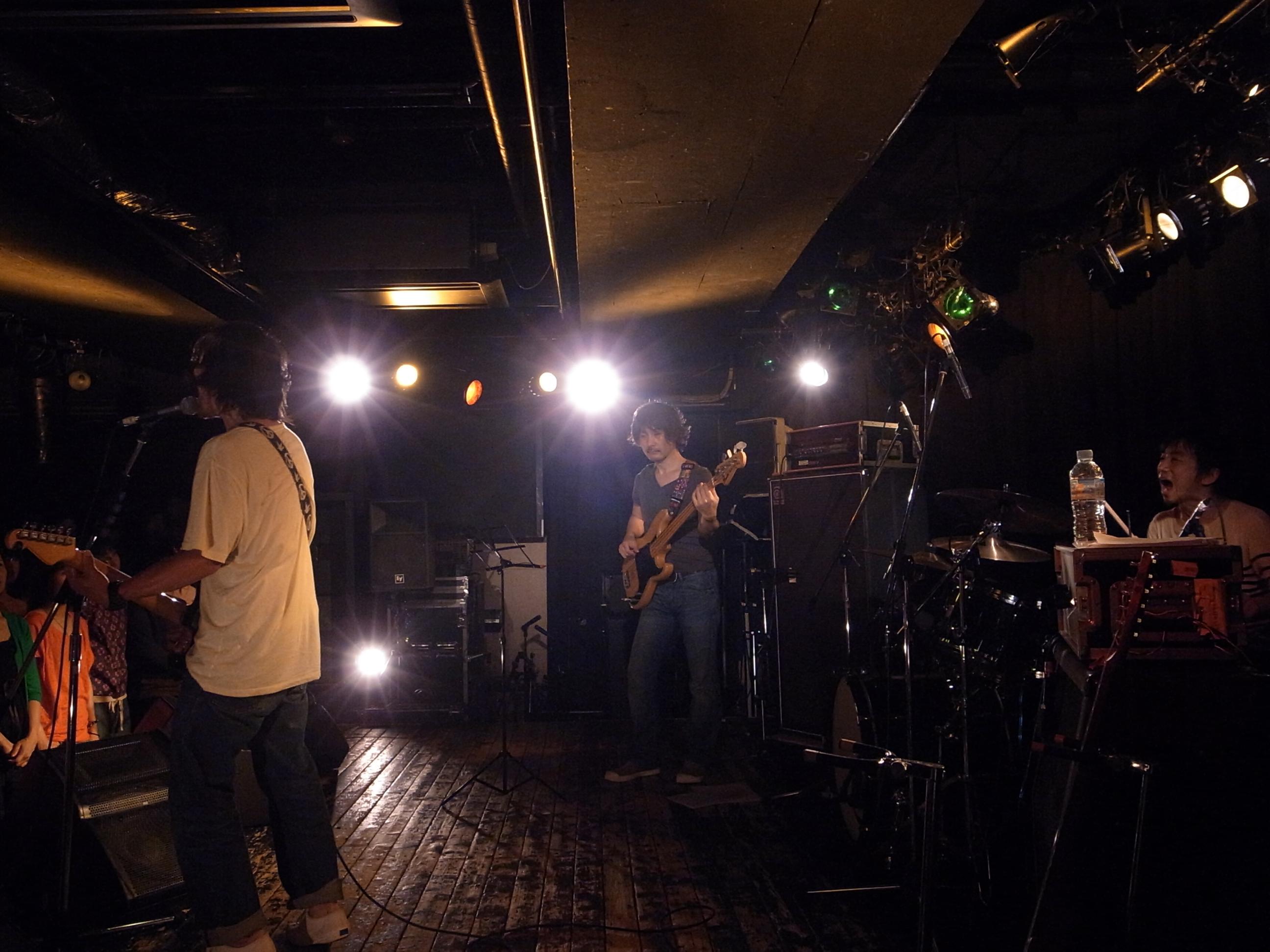 曽我部恵一 LIVEセットリストUPしました。6/15<宇宙旅行>@渋谷 O-nest