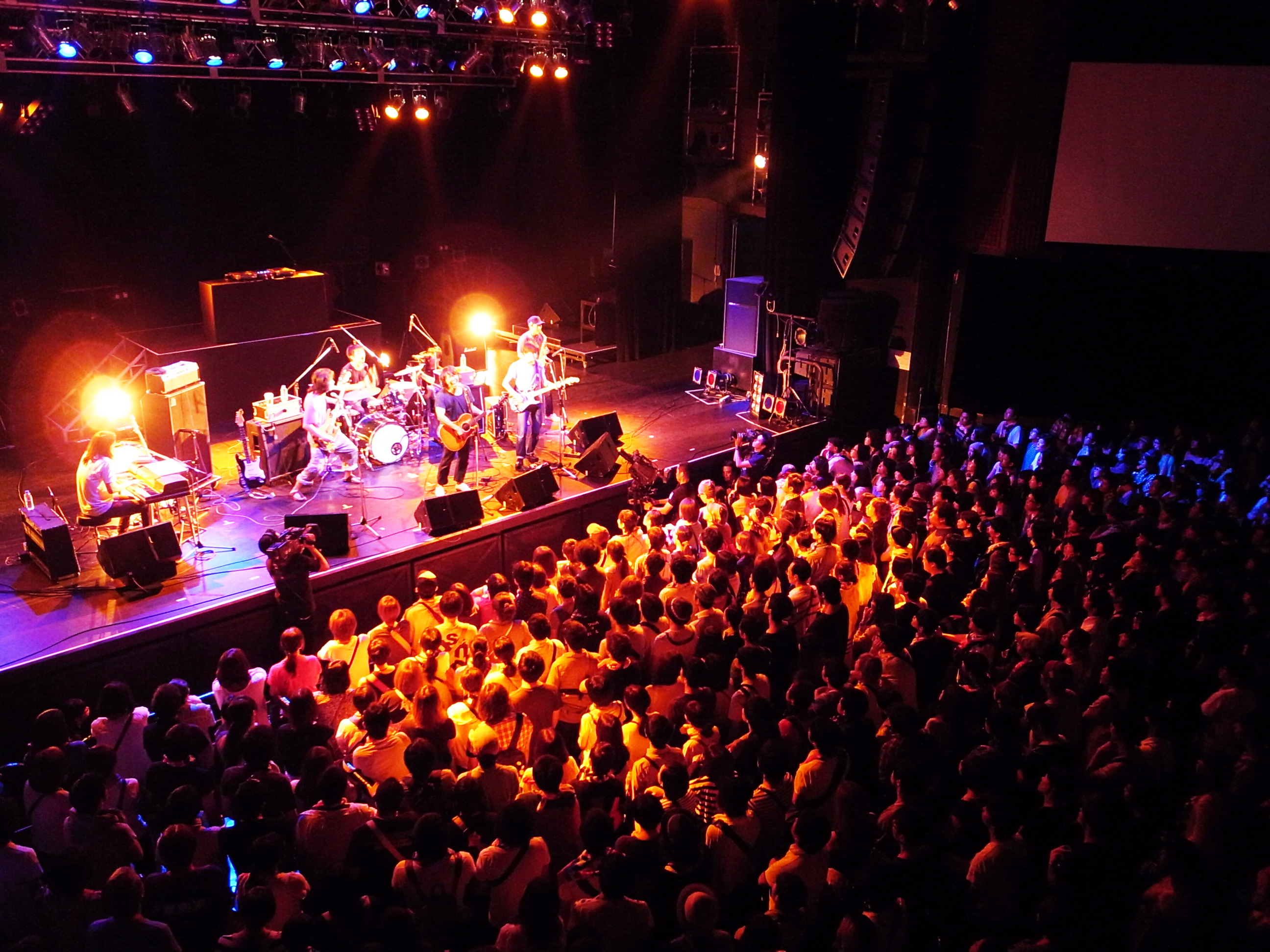 曽我部恵一BAND LIVEセットリストUPしました。6/22<YATSUI FESTIVAL 2013>@東京 渋谷7会場
