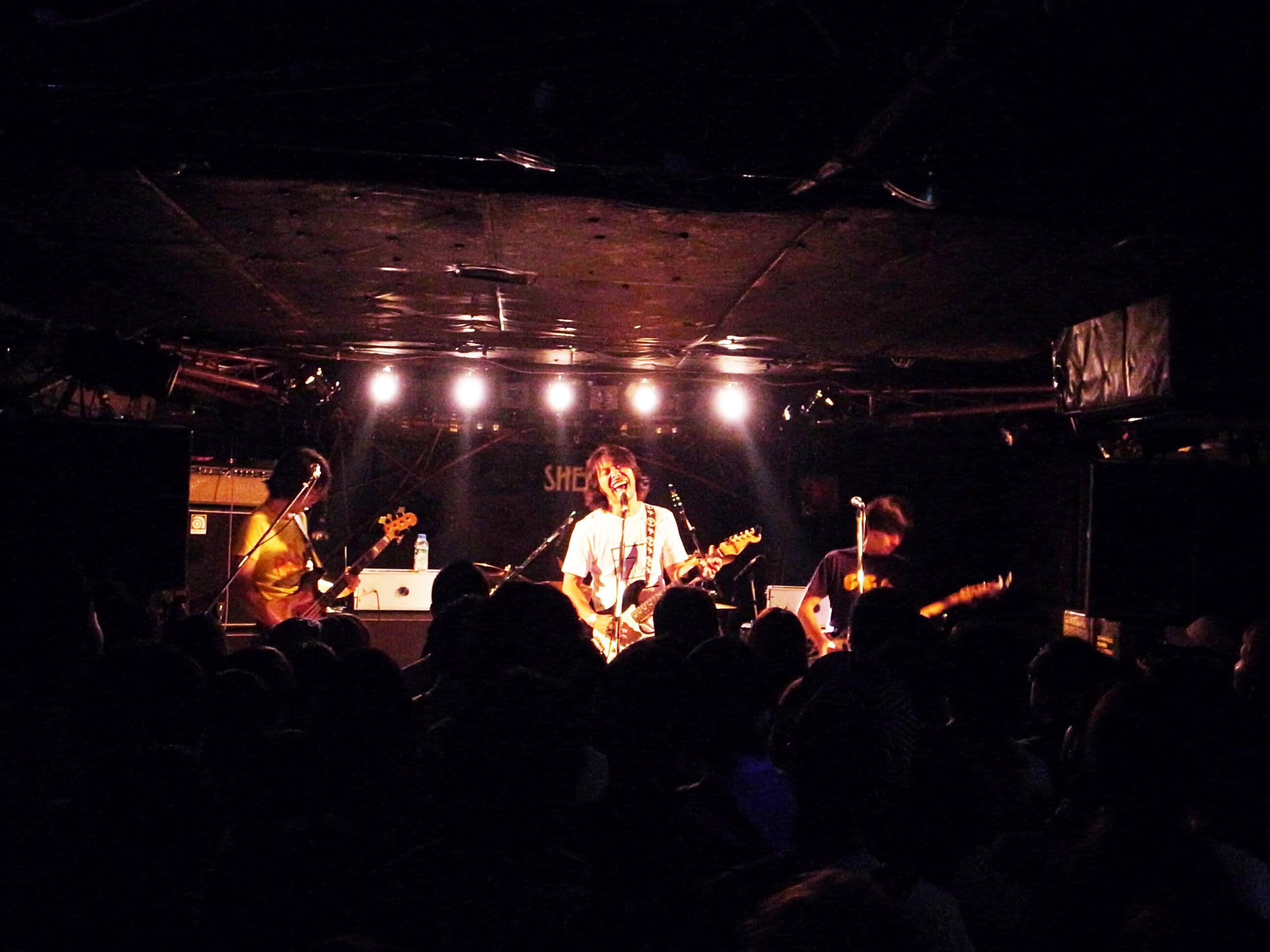 曽我部恵一BAND LIVEセットリストUPしました。6/23<Shimokitazawa Indie Fanclub 2013>@下北沢 16会場