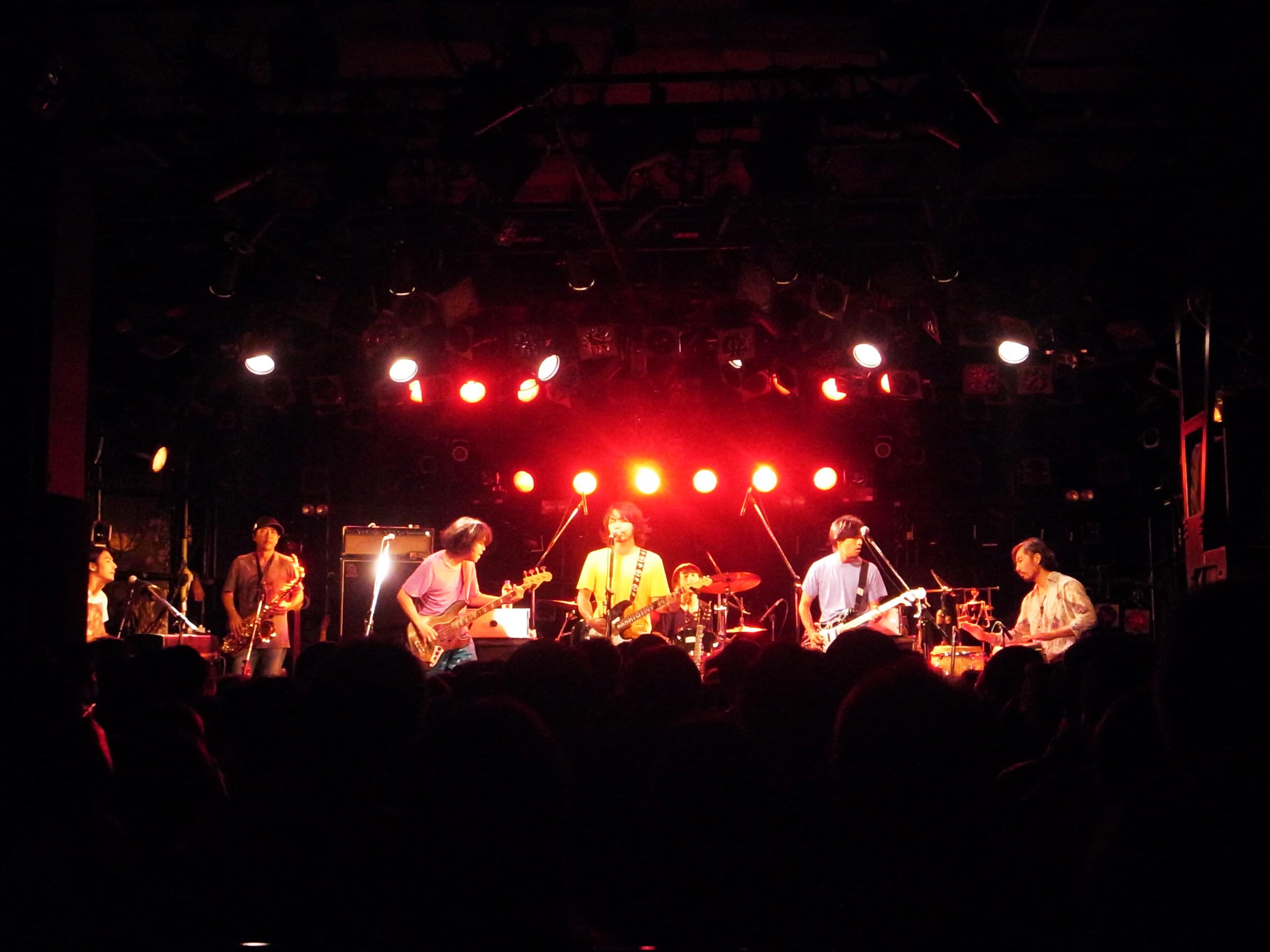 """曽我部恵一BAND LIVEセットリストUPしました。7/31<Shibuya CLUB QUATTRO 25th Anniversary """"QUATTRO QUARTER"""" What's Shakin'>@渋谷 CLUB QUATTRO"""