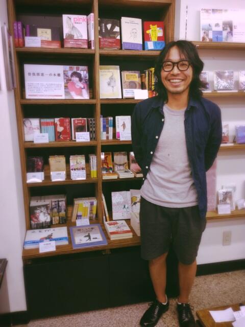 曽我部恵一選書<曽我部恵一の本棚>ディスクユニオン下北沢店で開催中です。