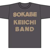 ROSE ONLINE SHOPに、曽我部恵一BAND 花文字Tシャツを追加しました。