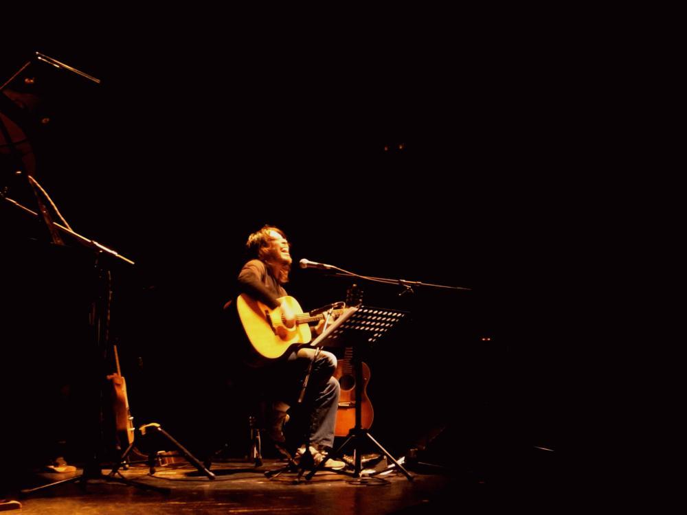 曽我部恵一 LIVEセットリストUPしました。11/21<WWW 3rd Anniversary 浜田真理子と曽我部恵一>@渋谷WWW