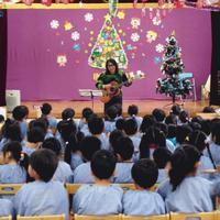 曽我部恵一 LIVEセットリストUPしました。12/19<曽我部恵一 保育園クリスマス会コンサート>@埼玉 北部 保育園