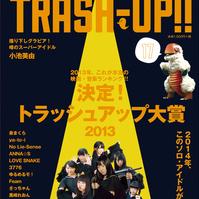 神さま 2ndアルバム『ネ申MIXぷんぷんRELOADED』がtrash up2013のベストミュージック部門で4位入賞!