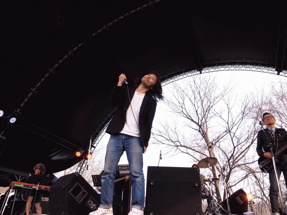 曽我部恵一 LIVEセットリストUPしました。4/26,27<ARABAKI ROCK FEST.14>@宮城エコキャンプみちのく