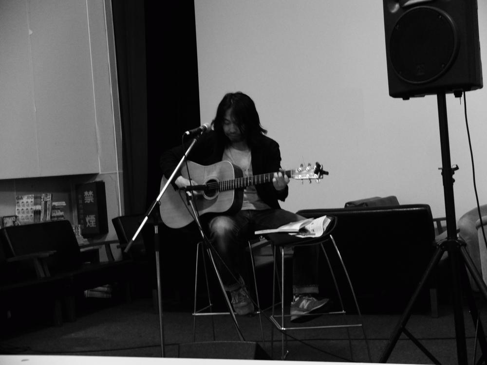 曽我部恵一 LIVEセットリストUPしました。4/29<曽我部恵一 ソロライブ「愛のような」>@佐賀 CiEMA
