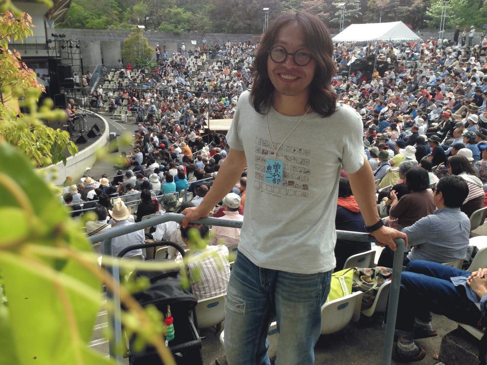 曽我部恵一 LIVEセットリストUPしました。5/3<祝 春一番 2014>@大阪 服部緑地野外音楽堂