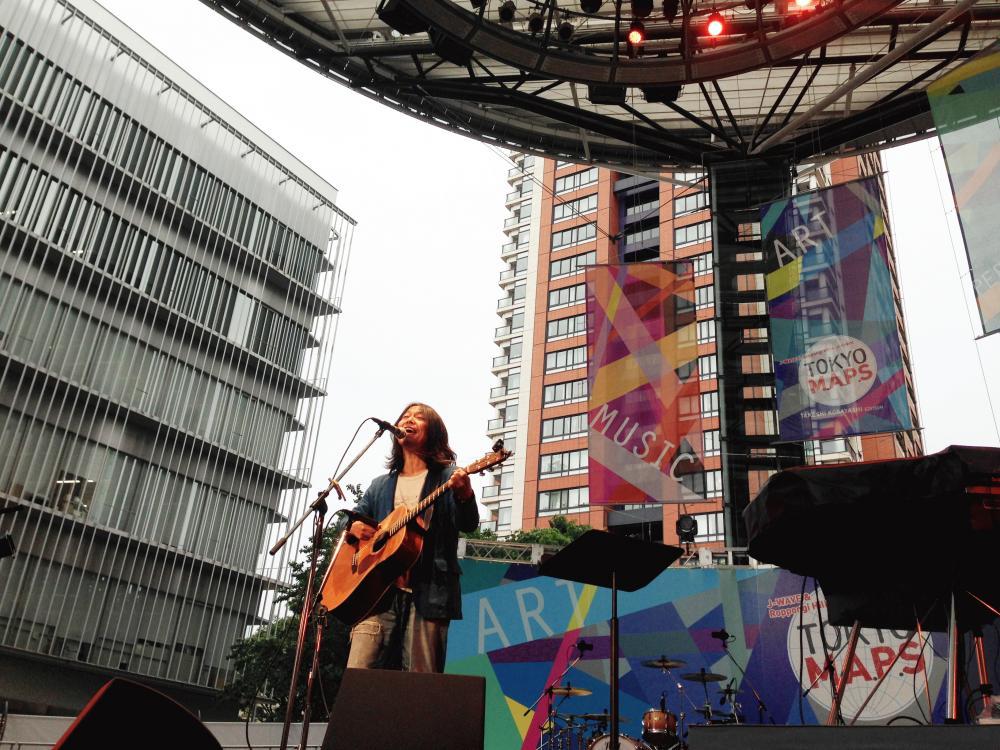 曽我部恵一 LIVEセットリストUPしました。5/6<J-WAVE & Roppongi Hills present TOKYO M.A.P.S>@六本木ヒルズアリーナ