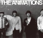 アニメーションズ、再発&アナログ盤で3作品同時リリース!!!