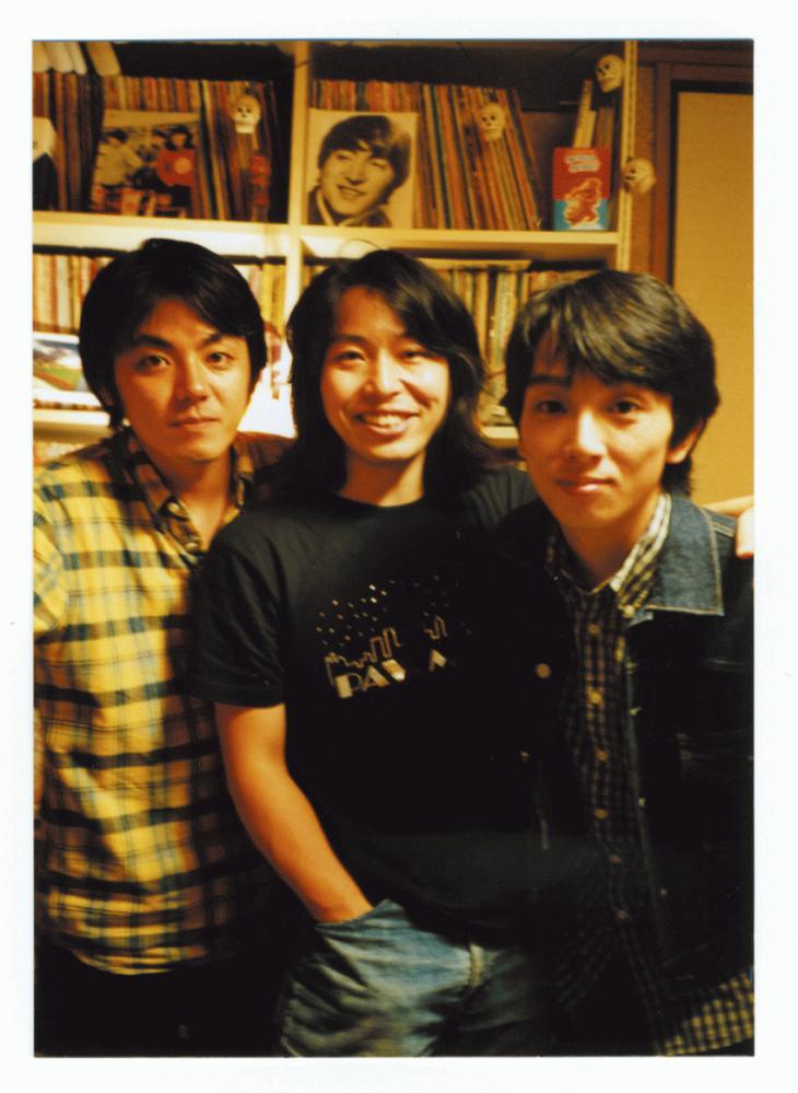 8/1(金)サニーデイ・サービスのLIVE@下北沢 CLUB Que が決定しました。