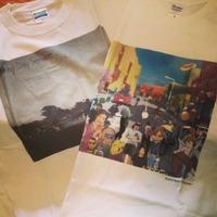 曽我部恵一&サニーデイ 新作Tシャツの販売を開始しました!