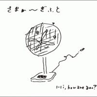 Hi,how are you?の2ndアルバム『さまぁ〜ぎふと』本日発売日です。