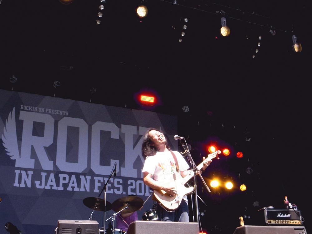 曽我部恵一 LIVEセットリストUPしました。8/2<ROCK IN JAPAN FES. 2014>@茨城 国営ひたち海浜公園