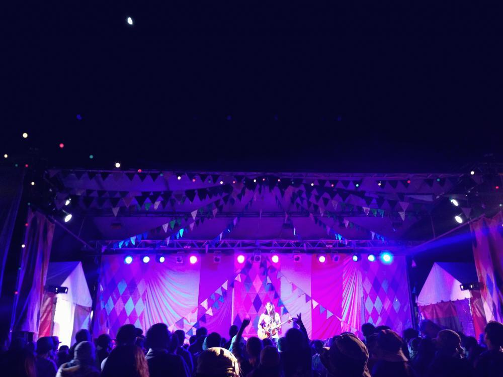曽我部恵一 LIVEセットリストUPしました。8/16<RISING SUN ROCK FESTIVAL 2014 in EZO>@北海道 石狩湾新港樽川ふ頭横野外特設ステージ