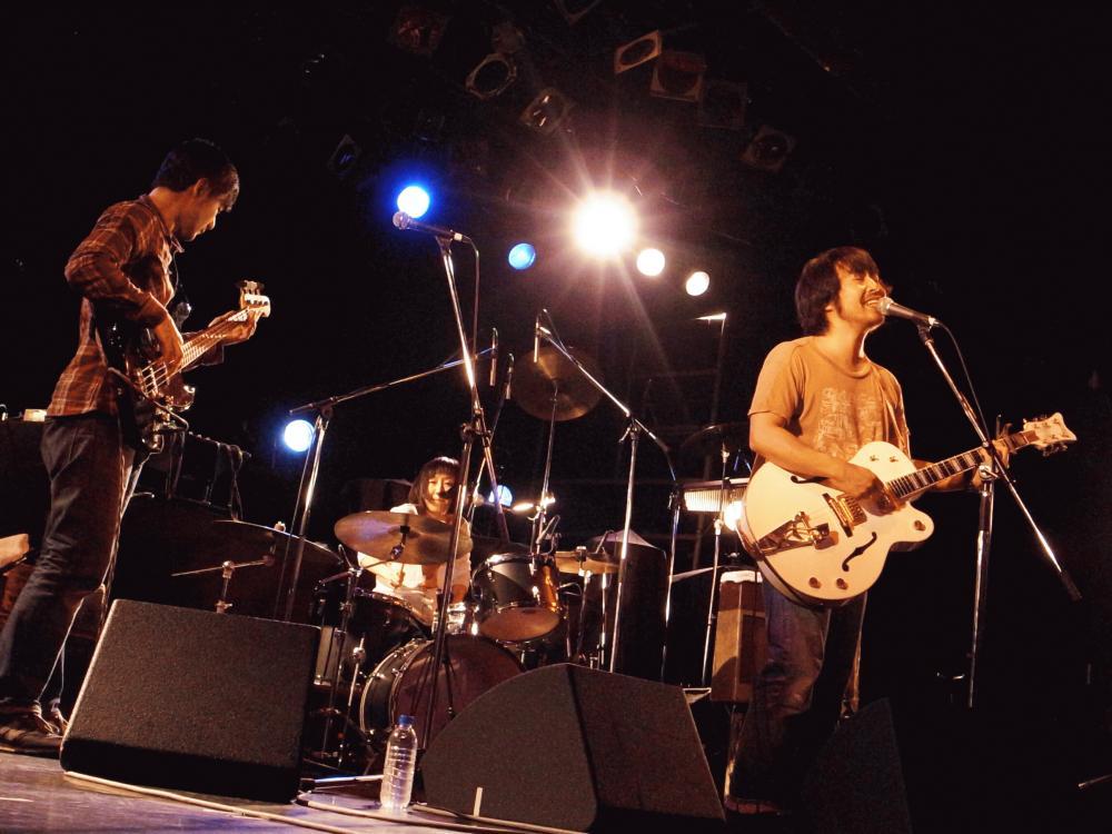 曽我部恵一 LIVEセットリストUPしました。12/29<TOKYO No.1 SOUL SET PRESENTS「SOUL SET BENTO」>@恵比寿 LIQUIDROOM