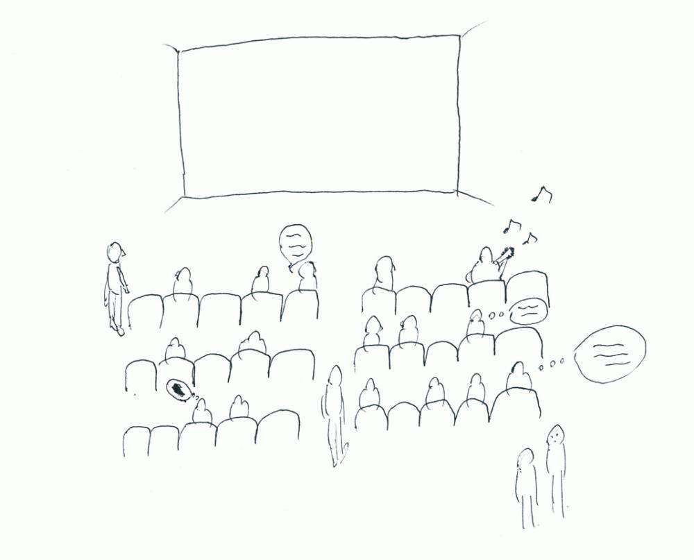 12/13(土)<映画を見終えた人々の出来事>@川崎市市民ミュージアムの映画上映企画に参加します。