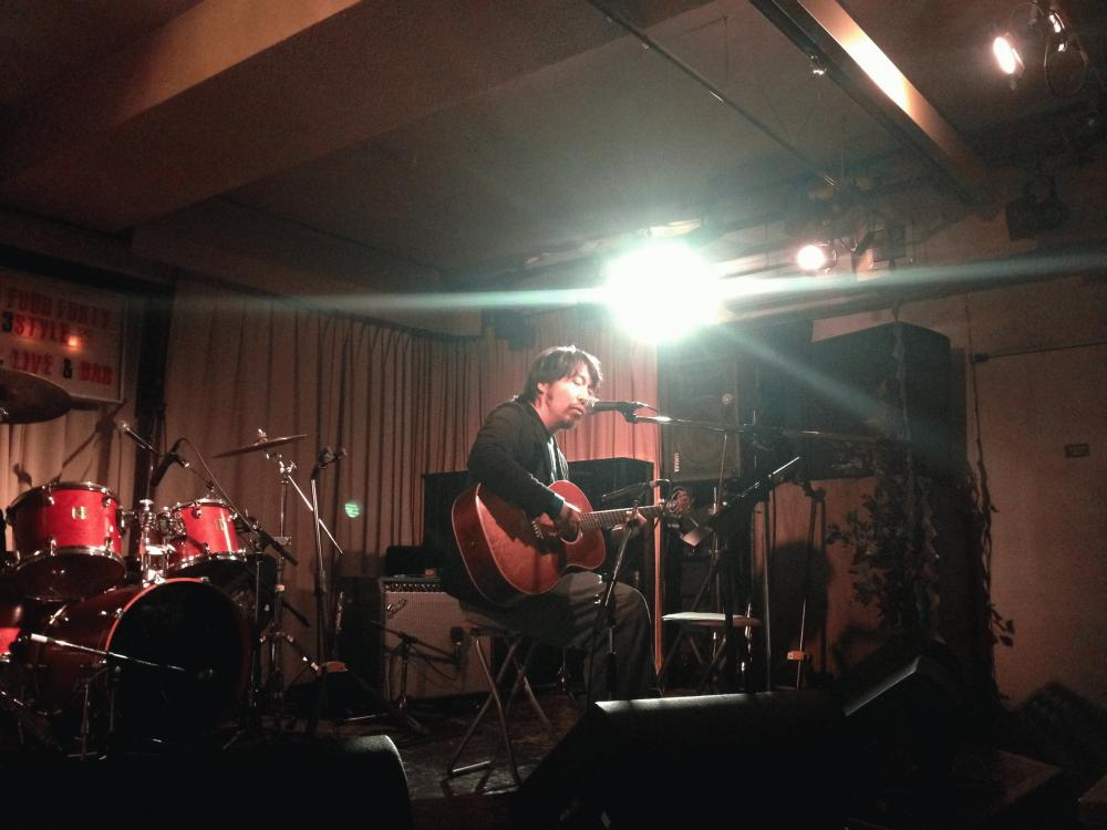 曽我部恵一 LIVEセットリストUPしました。1/9<ミクナハ2015『ロックンロールお年玉』>@下北沢440