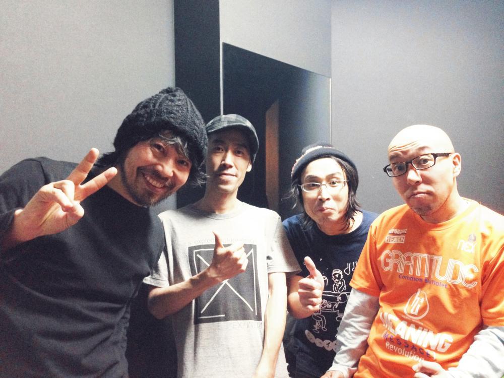 曽我部恵一 LIVEセットリストUPしました。1/28<シャイガンティがROSE RECORDSから発売される記念ライブ>@東高円寺 U.F.O. CLUB