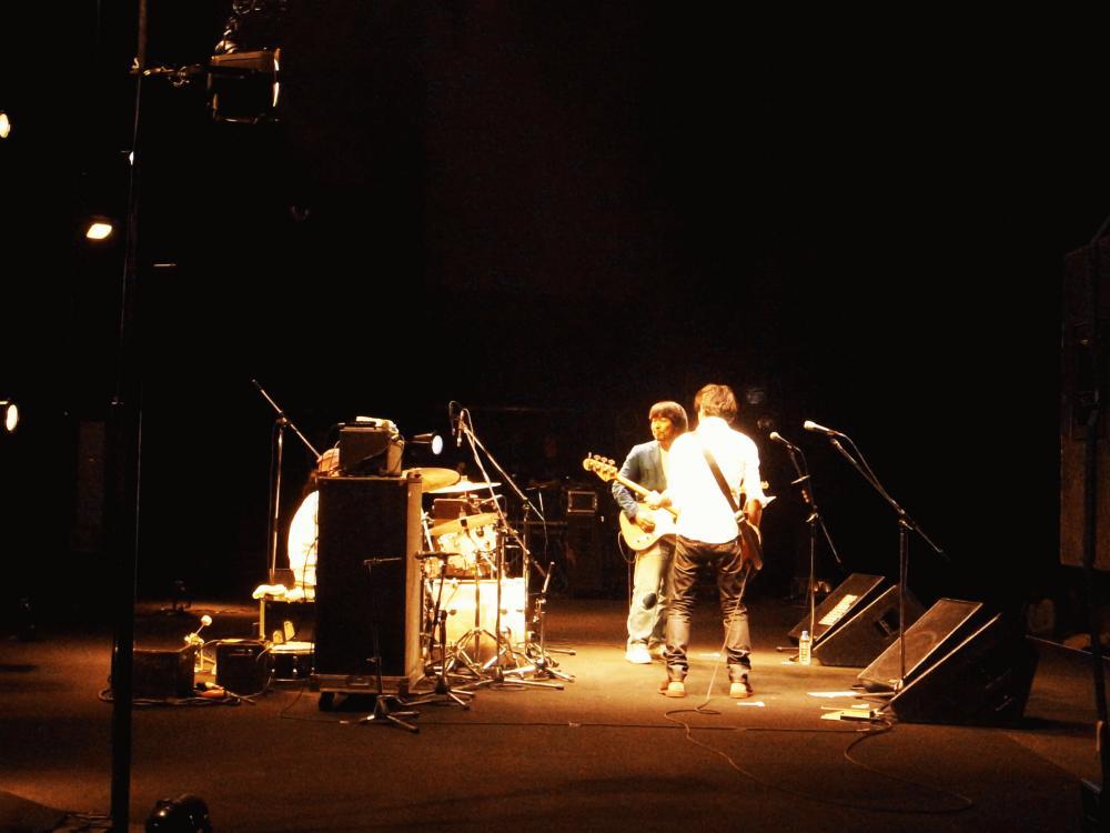 サニーデイ・サービス LIVEセットリストUPしました。3/27<サニーデイ・サービス 渋谷公会堂コンサート 2015>@渋谷公会堂