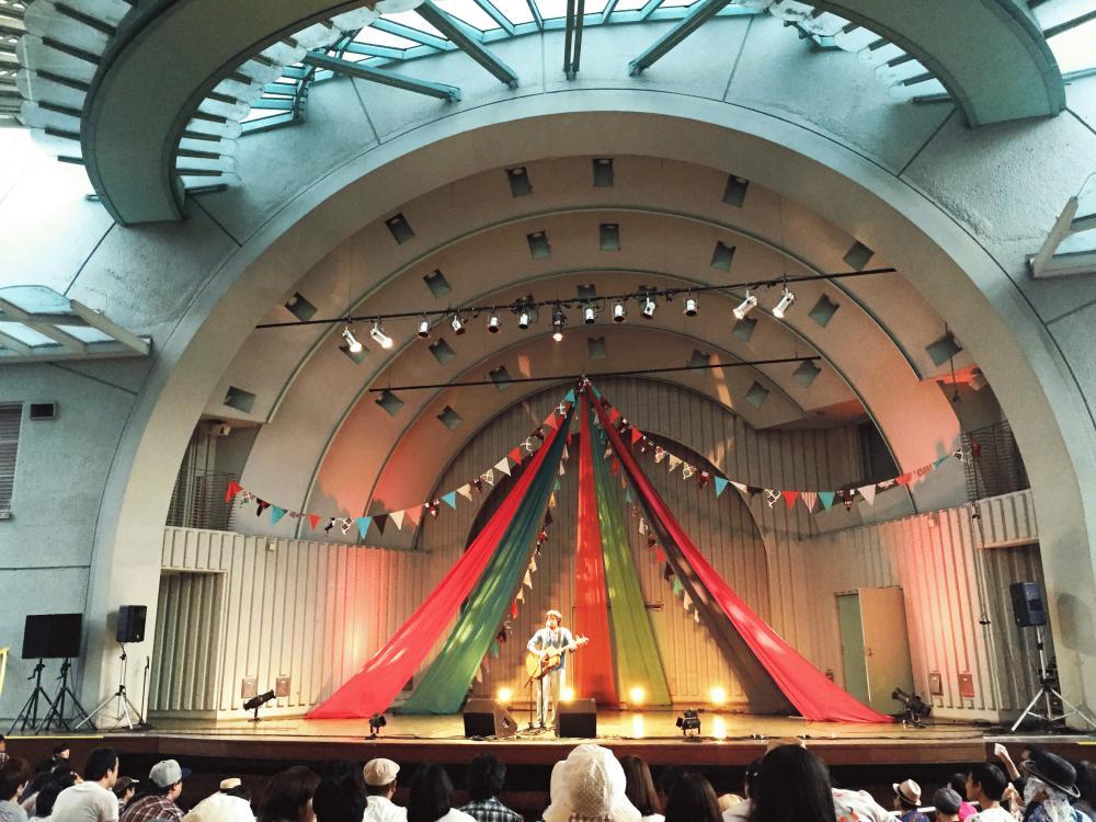 曽我部恵一 LIVEセットリストUPしました。5/17<第4回 パンダ音楽祭>@上野恩賜公園野外ステージ
