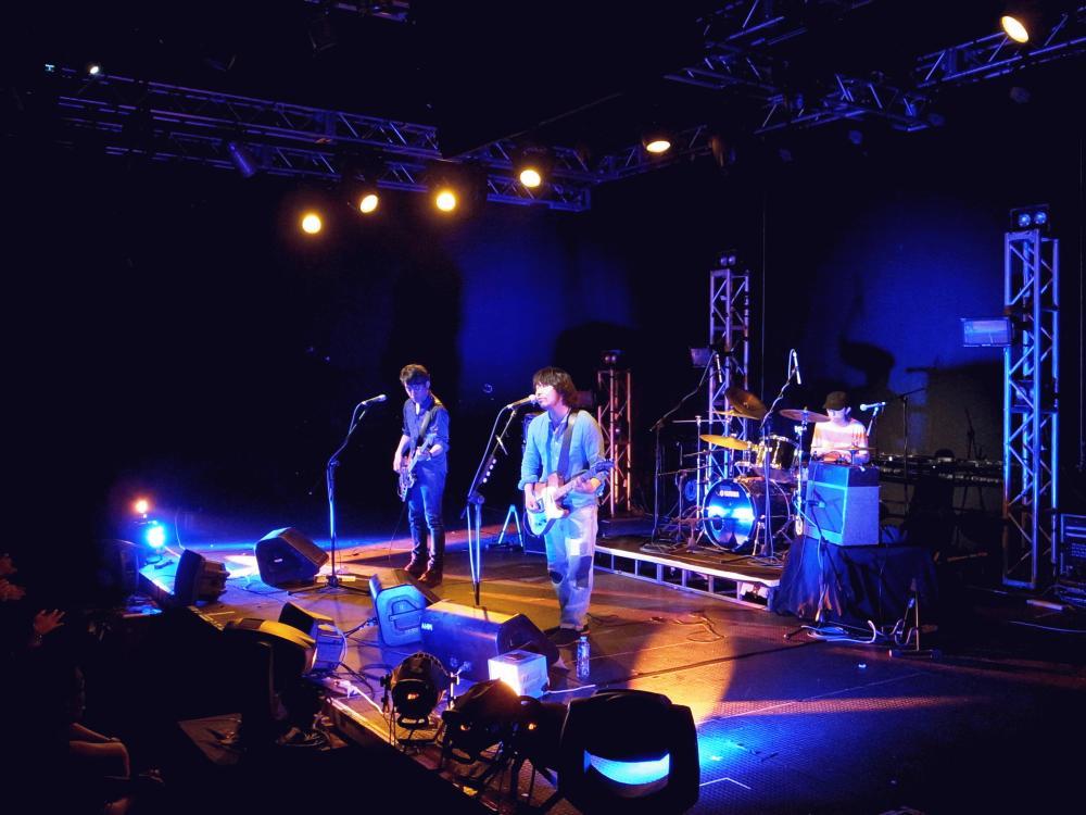 サニーデイ・サービス LIVEセットリストUPしました。5/29<SUNNY DAY SERVICE Asia tour Live in Hong Kong>@香港 Music Zone@E-Max