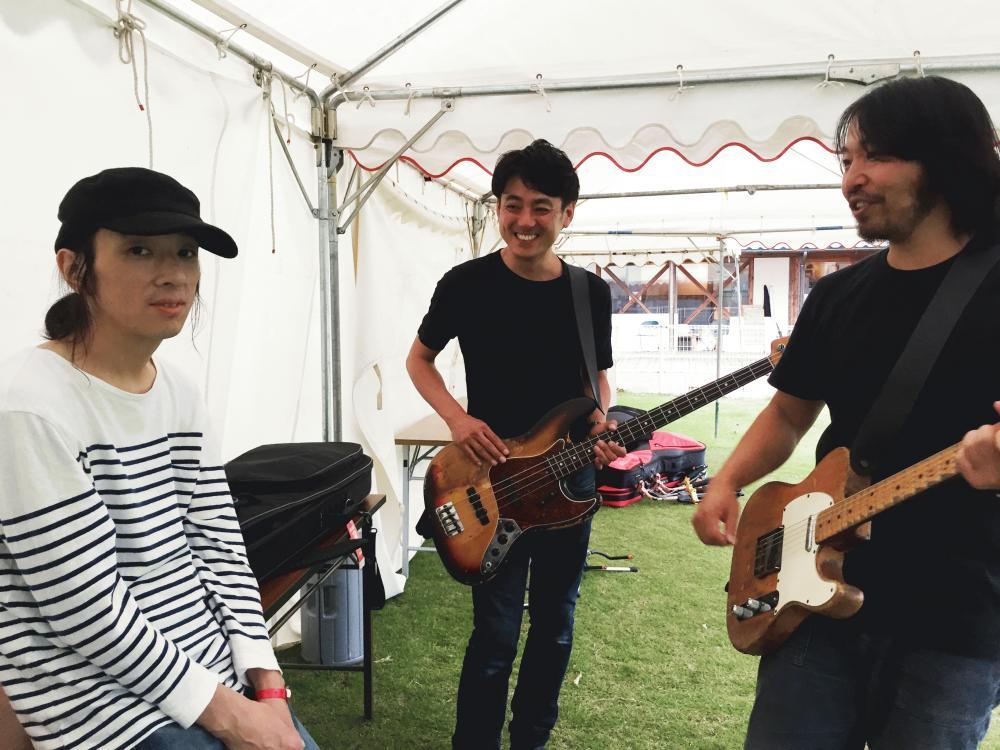 サニーデイ・サービス LIVEセットリストUPしました。8/29<shima fes SETOUCHI 2015>@香川 小豆島 ふるさと村