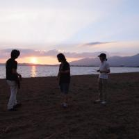 サニーデイ・サービス LIVEセットリストUPしました。8/1<オハラ☆ブレイク'15夏>@福島 猪苗代湖畔 天神浜