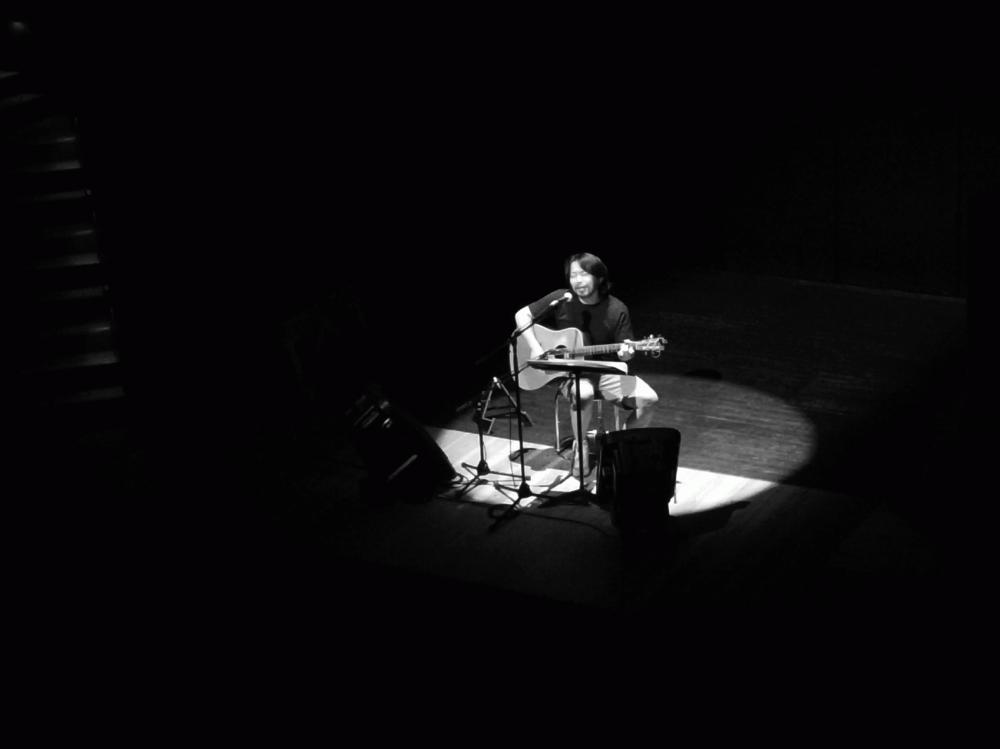 曽我部恵一 LIVEセットリストUPしました。8/7<曽我部恵一 ソロライブ「愛のような」>@名古屋 千種文化小劇場 ちくさ座