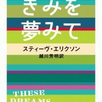 12/2(水)スティーヴ・エリクソン『きみを夢みて』曽我部恵一×越川芳明さんのトークイベントが決定しました。
