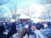 """曽我部恵一 LIVEセットリストUPしました。1/24<earth garden""""冬"""" 2016 新年会>@代々木公園 ケヤキ並木"""