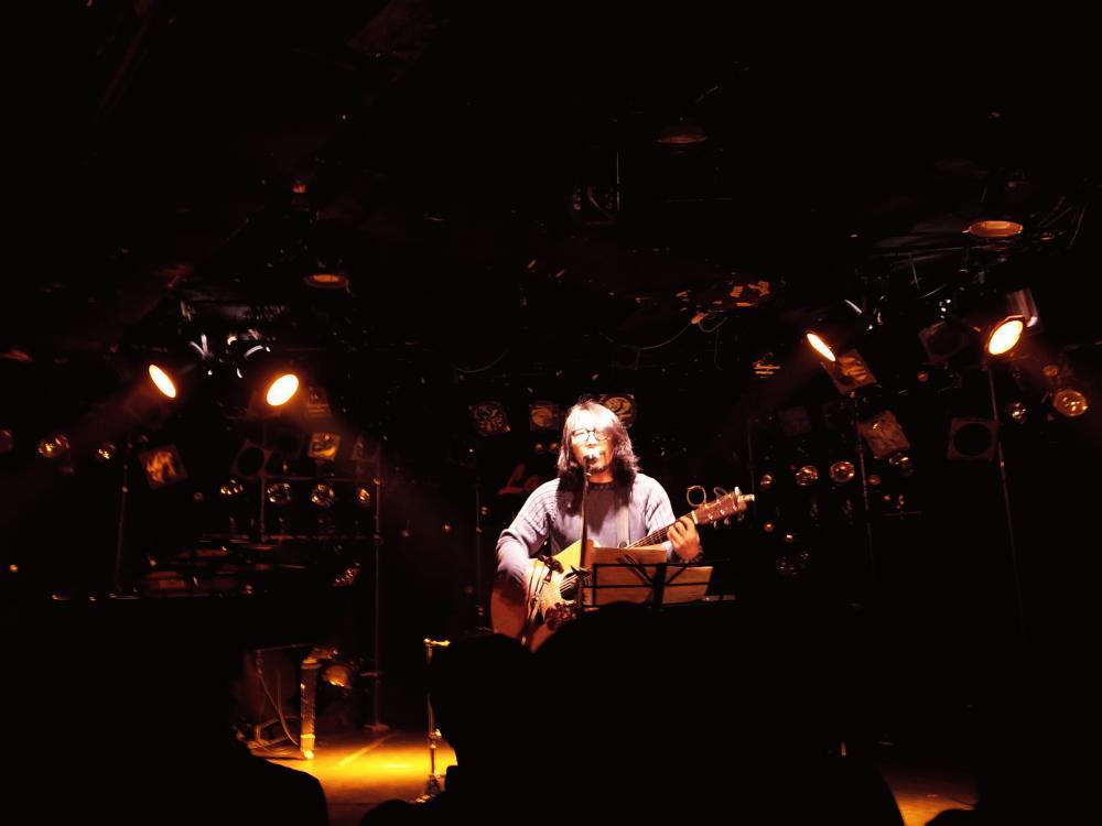 曽我部恵一 LIVEセットリストUPしました。2/19<Wordplay vol.35>@渋谷 La.mama