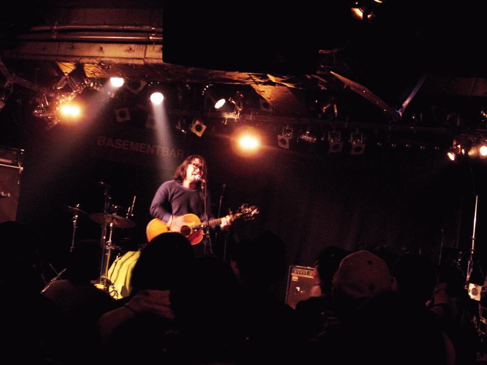 曽我部恵一 LIVEセットリストUPしました。3/6<フジロッ久(仮) 超ライブツアー2016>@下北沢 BASEMENT BAR