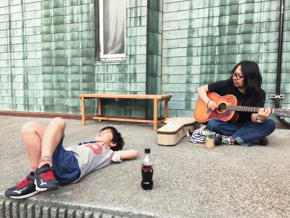 曽我部恵一 LIVEセットリストUPしました。4/23<FOREVER YOUNG BIG>@上野恩賜公園野外ステージ
