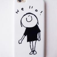 ROSE RECORDSオンラインショップで、SOKABEくんiPhoneケース(iPhone6・6s 対応)の販売を開始しました。