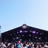 サニーデイ・サービス LIVEセットリストUPしました。5/21<GREENROOM FESTIVAL'16>@横浜 赤レンガ地区野外特設会場