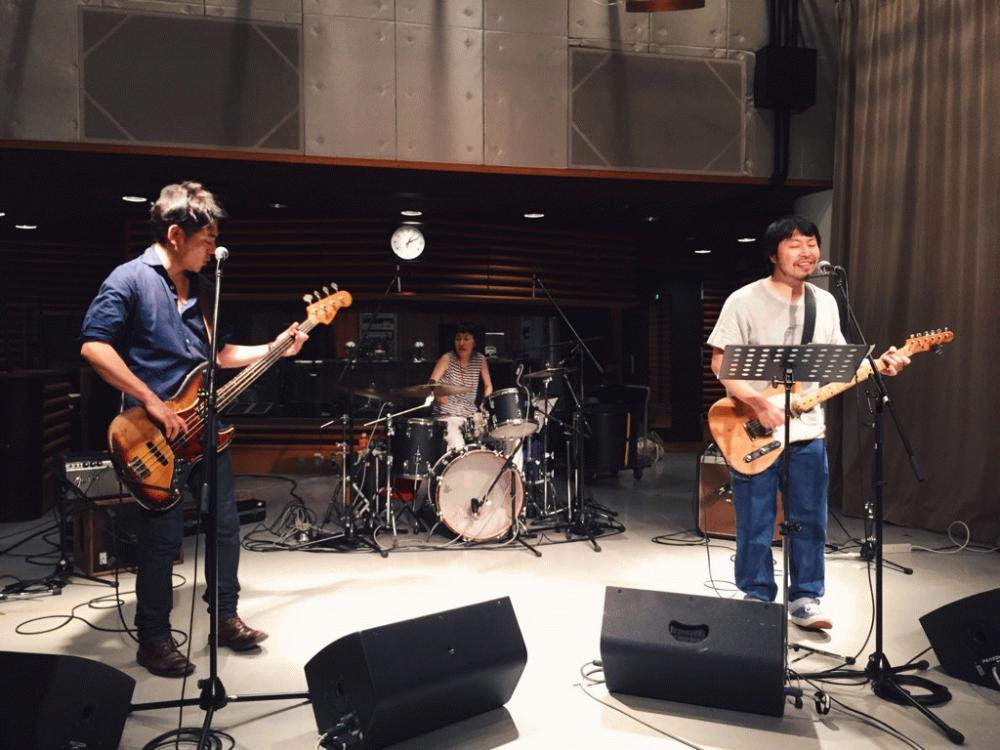"""サニーデイ・サービス LIVEセットリストUPしました。6/4<TOKYO FM『KIRIN BEER """"Good Luck"""" LIVE』>"""