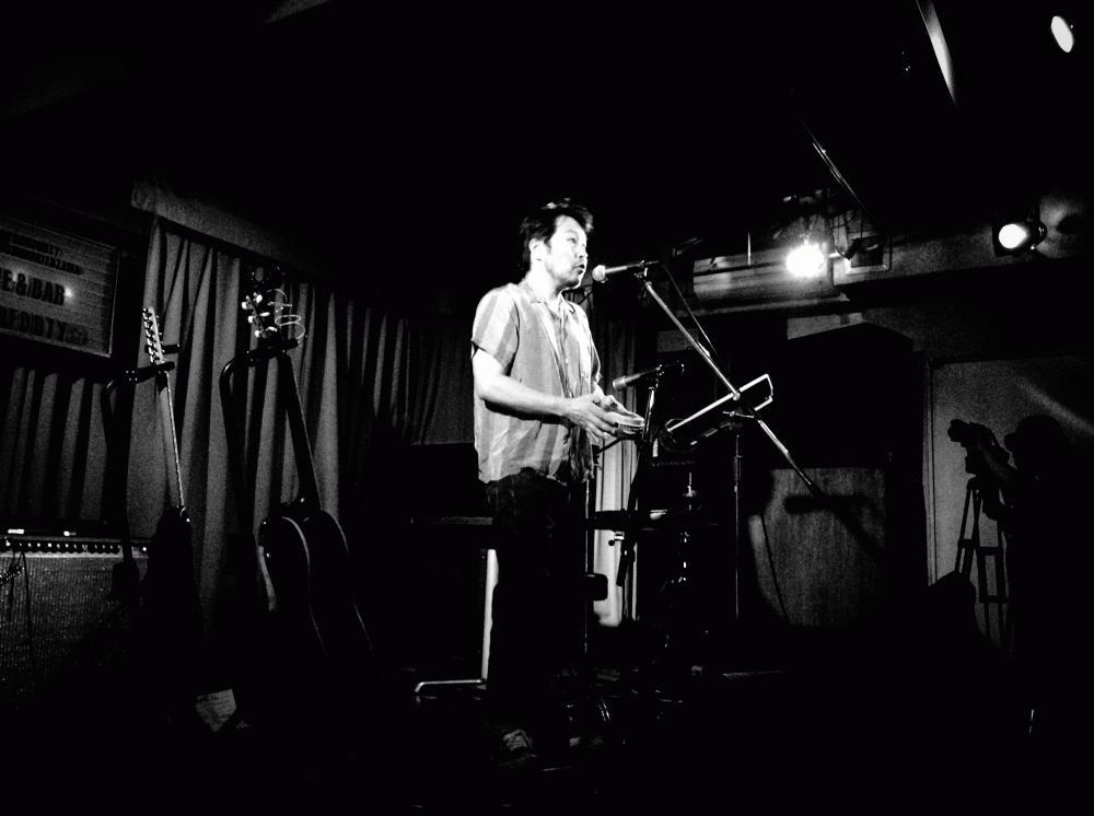 """曽我部恵一 LIVEセットリストUPしました。7/28<下北沢ナイトコンサート """"夏"""">@東京 下北沢 440"""