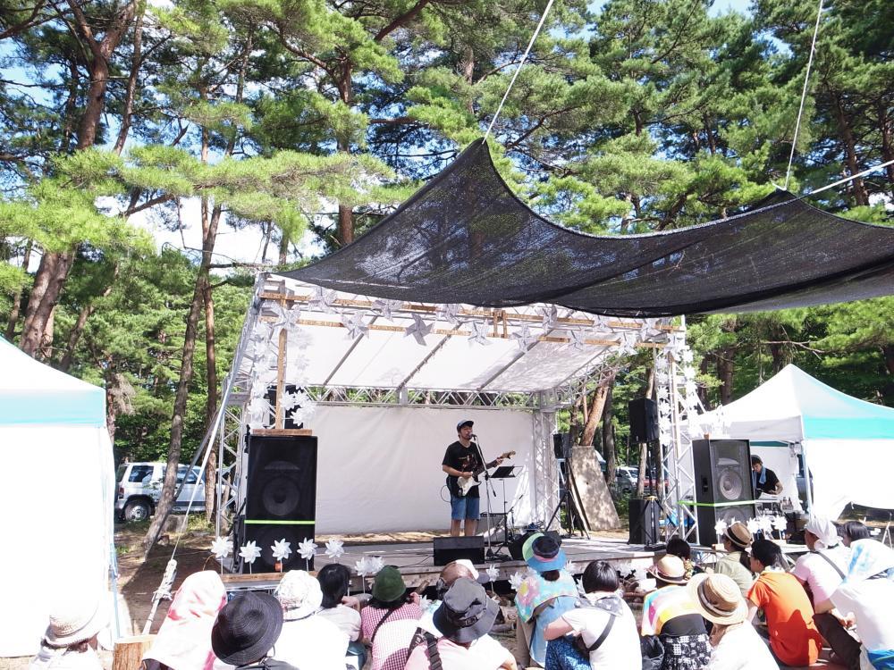 曽我部恵一 LIVEセットリストUPしました。8/7<オハラ☆ブレイク'16夏>@福島 猪苗代湖畔 天神浜